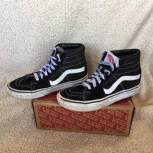 Vans Sk8-Hi Sneaker W 6, Y 4.5